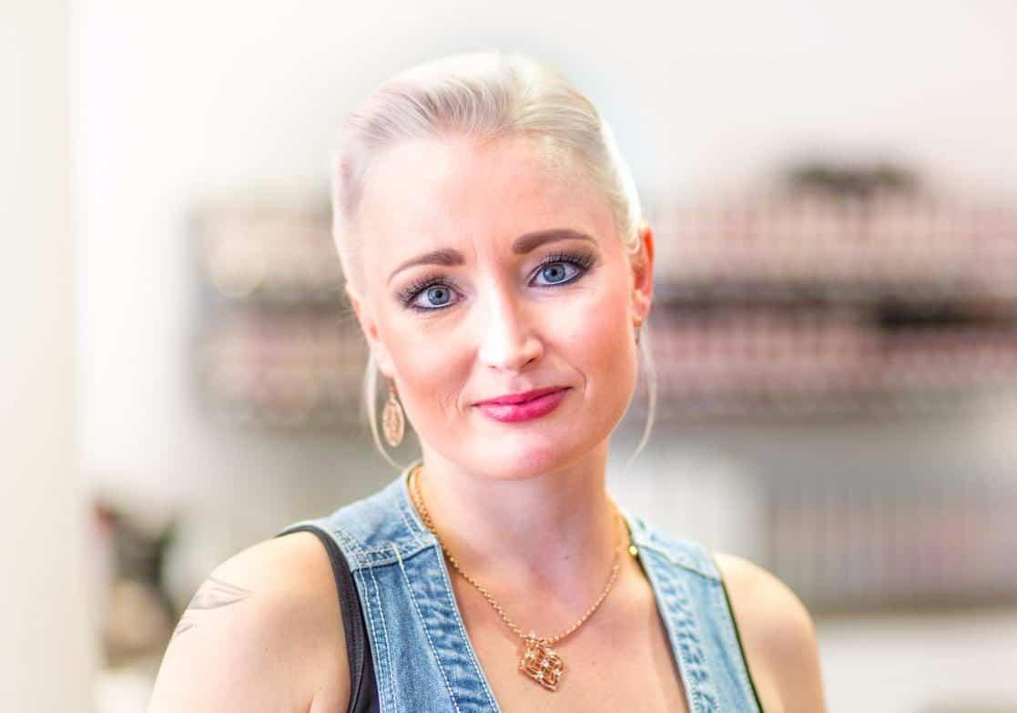 POPHAIR-Friseurin Susanne Isekeit