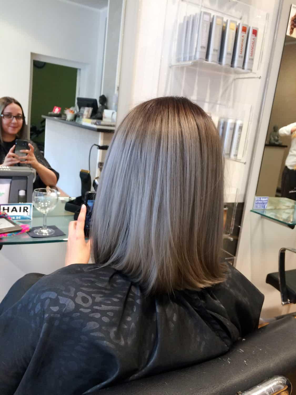 Geliebte Granny-Hair ein neuer Trend? - POPHAIR &BF_57
