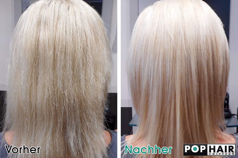 Kosten mit olaplex haare blondieren OLAPLEX das