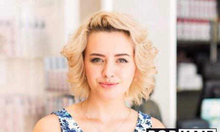 Friseurin Irina Bufteac aus Magdeburg