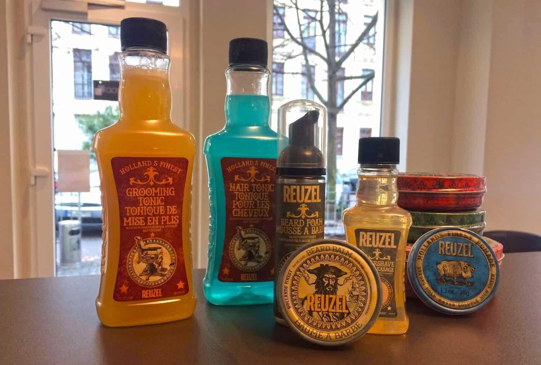 Die tollen Reuzel-Produkte gibts jetzt bei POPHAIR