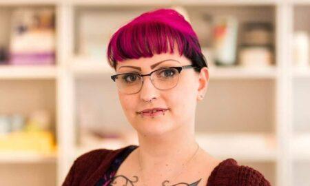 Friseurmeisterin Eva Fricke-Meyer aus Magdeburg