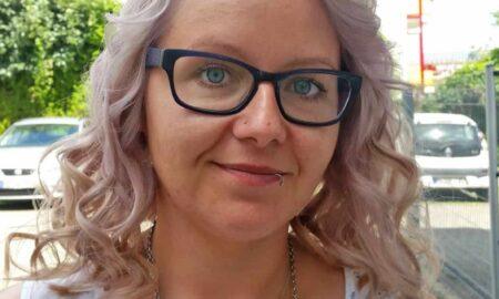 Blond mit aufregenden Farbreflexen