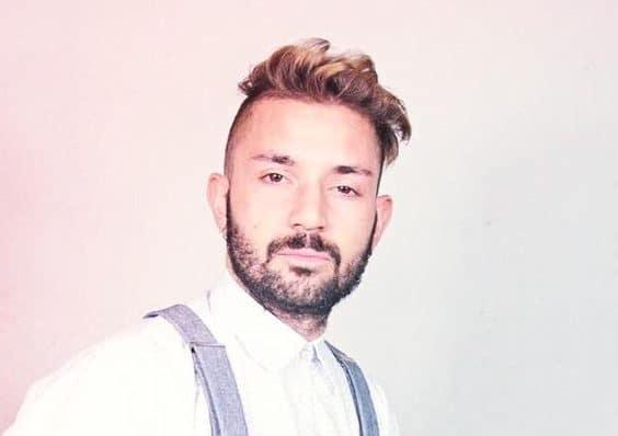 Friseur Leonardo Nuzzolese