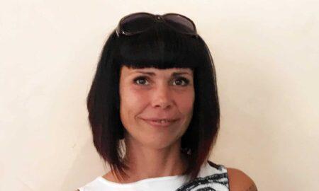 Friseurin Jane Tholen aus Magdeburg