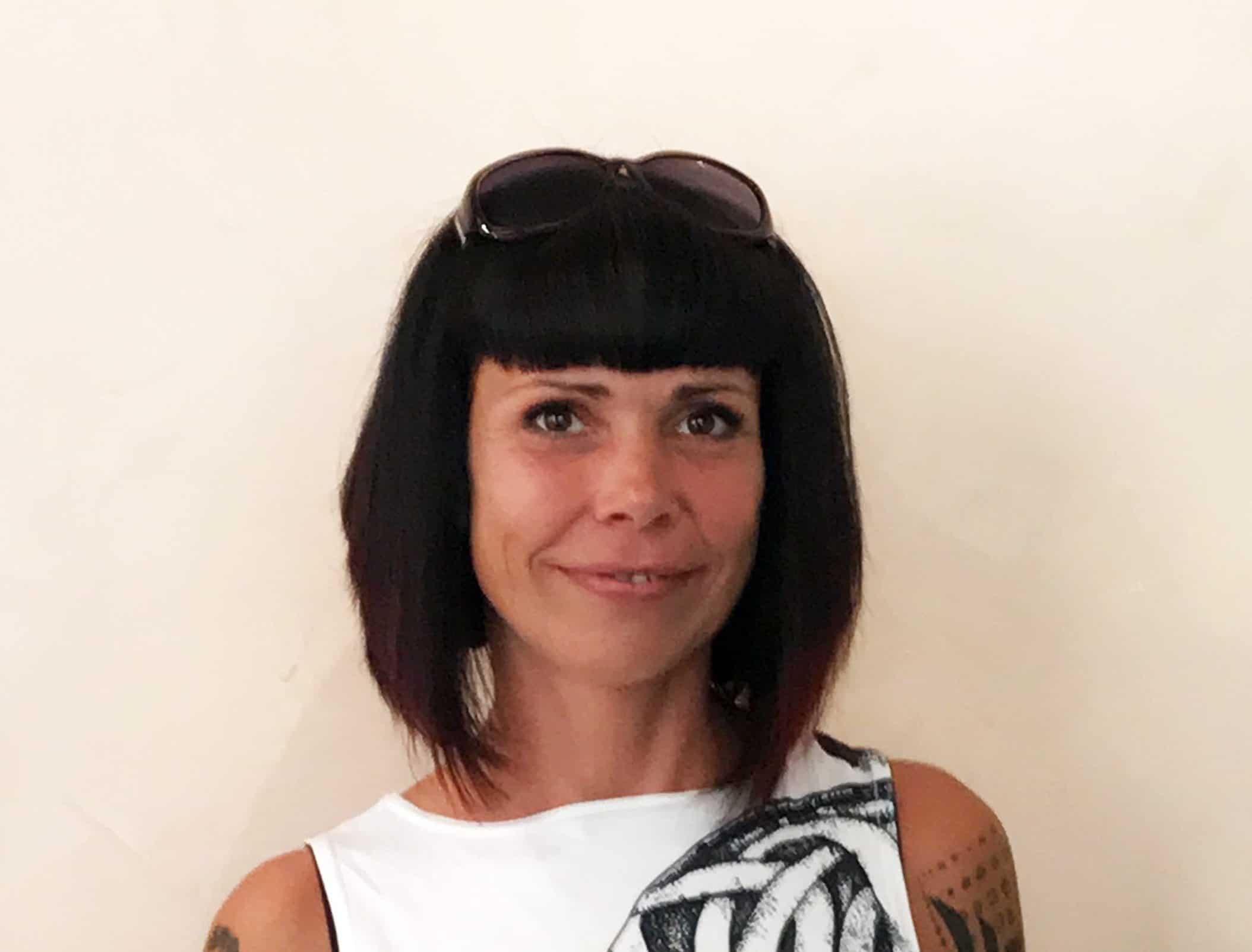 Friseurin Jane Tholen bei POPHAIR 02