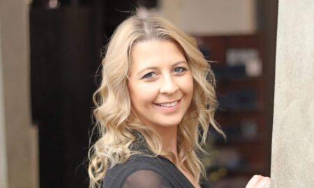 Friseurmeisterin Evelin Gronau aus Leipzig