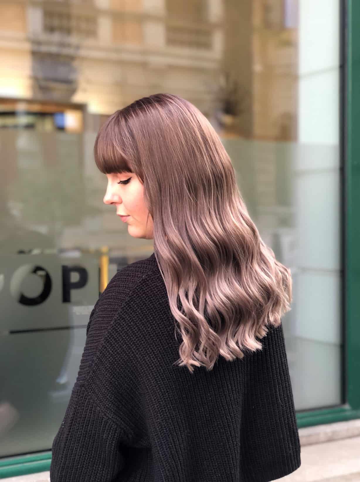 Rosé-metallic-Coloration