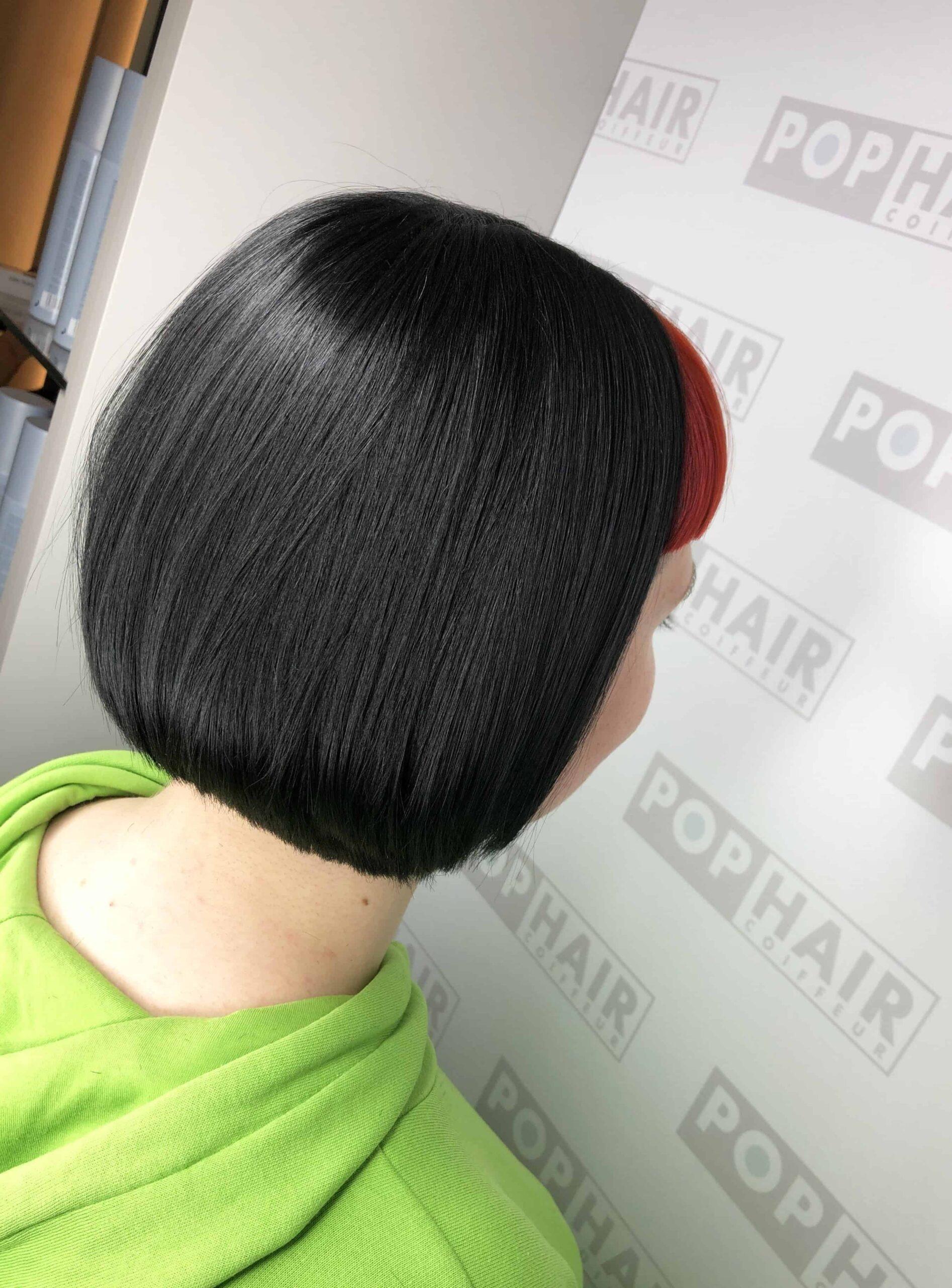 Kurzer Bob Oder Wieder Lang Foto Haare Frisur Friseur