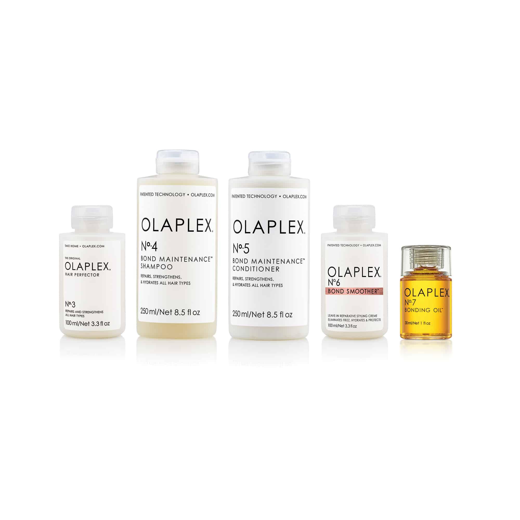 Olaplex Behandlung - Die Pflege für gesundes und glattes Haar