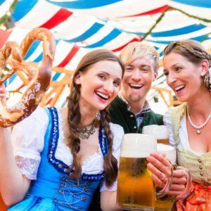 Oktoberfest-Frisur: Das Original aus Bayern