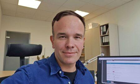 Marketingmanager Daniel Labs