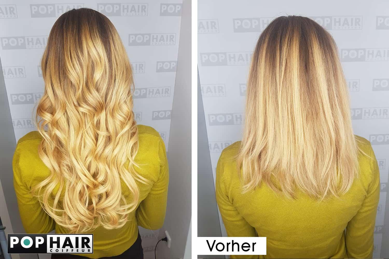 Erfahrungen mit hairdreams haarverlangerung