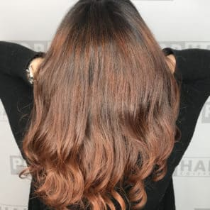 Balayage-in-dunklem-Rot-scaled-296x296