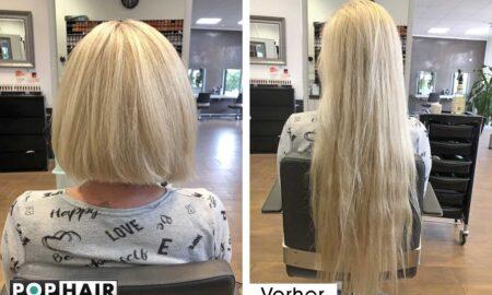 Schnipp Schnapp - 40 cm Haare ab!