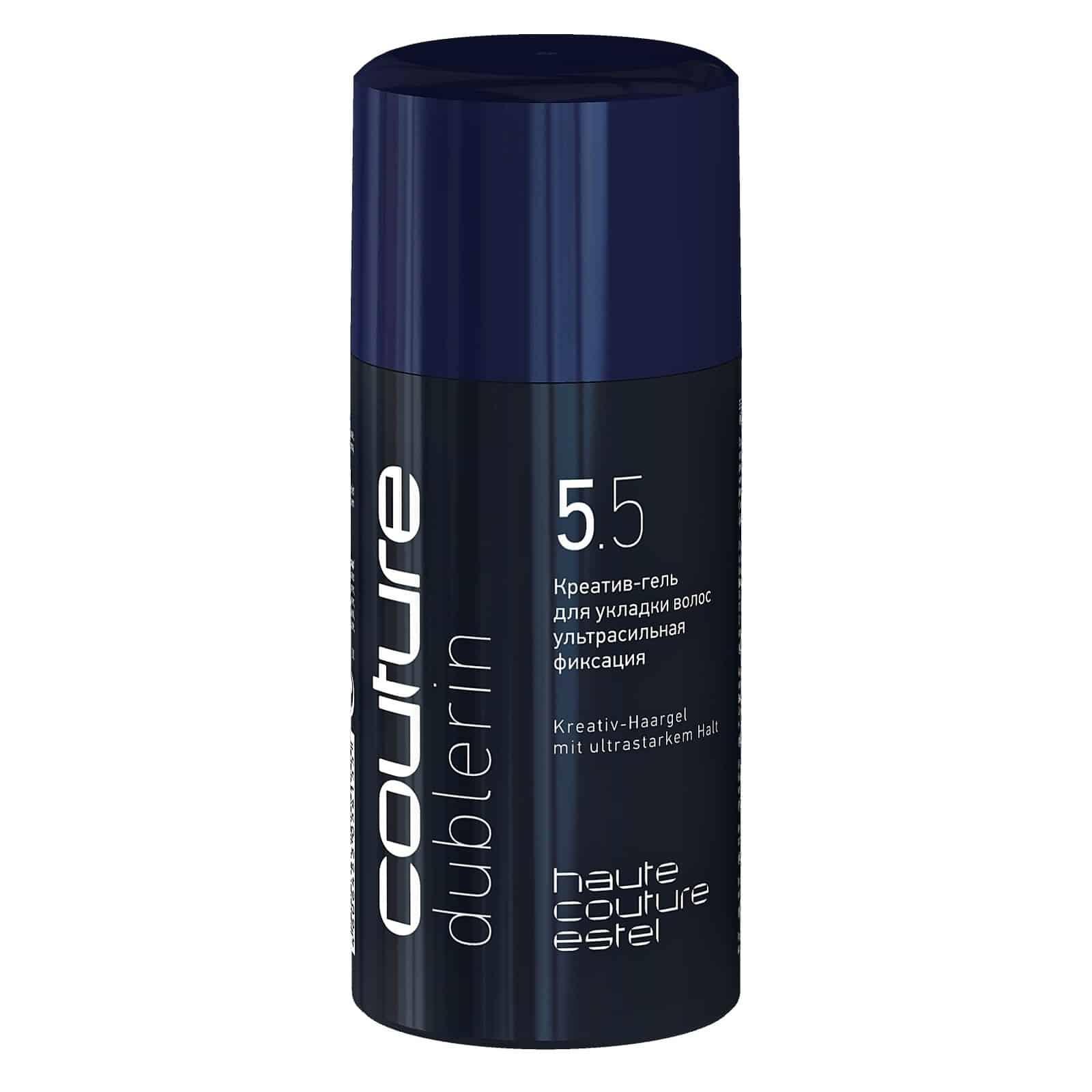 DUBLERIN Kreativ-Haargel für ultra starken Halt - HC 5.5 von ESTEL