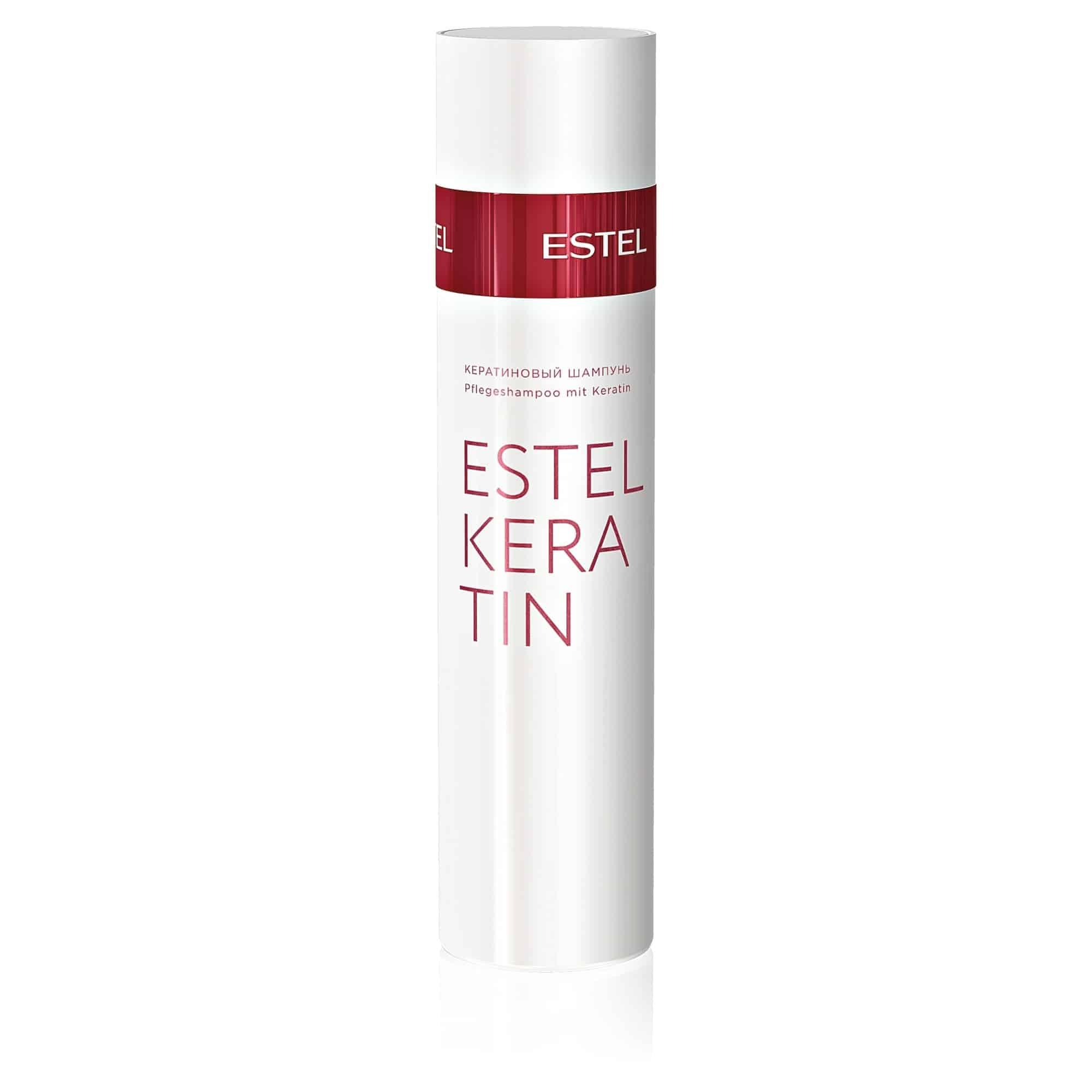 KERATIN Pflegeshampoo mit Keratin