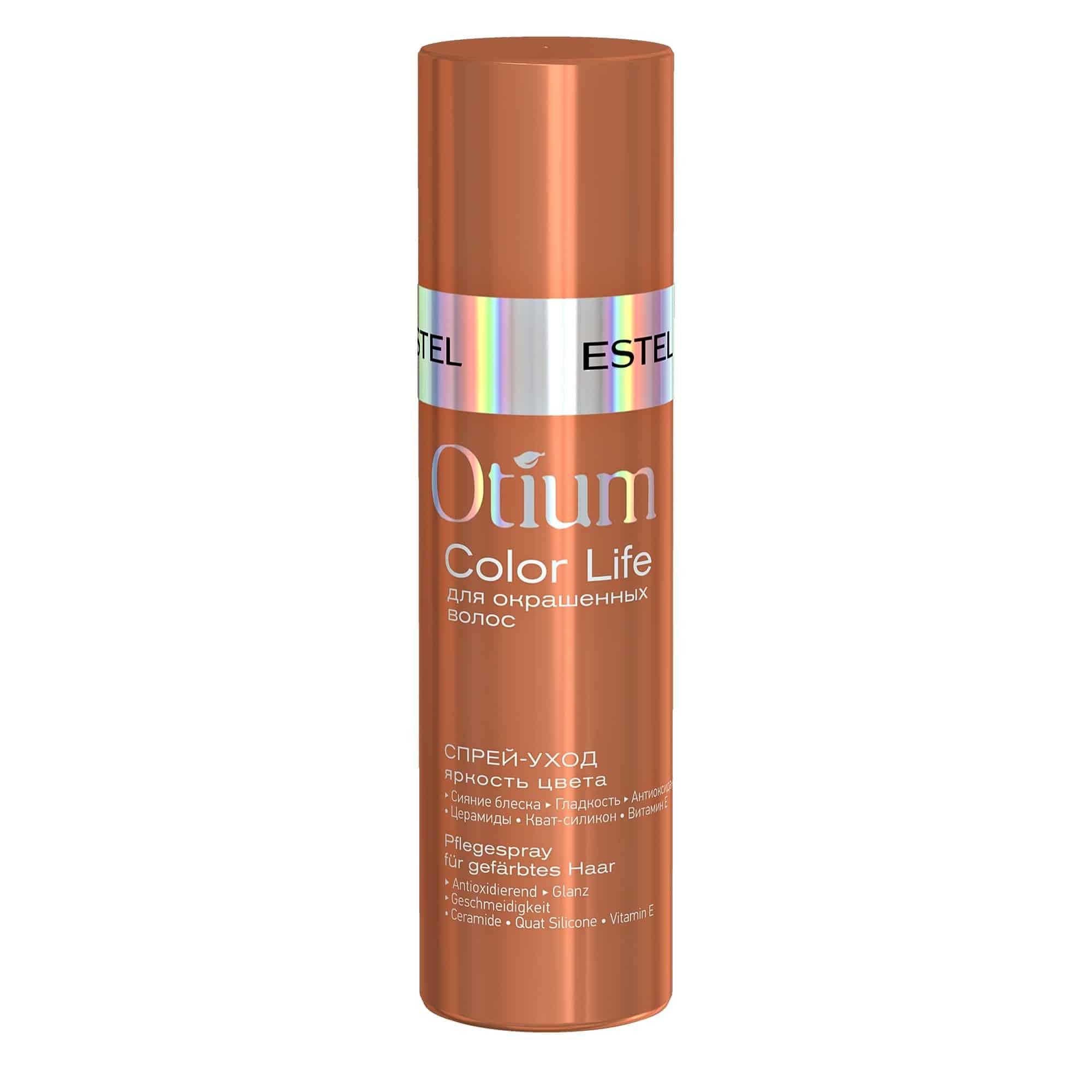 OTIUM COLOR LIFE Pflegespray für gefärbtes Haar von ESTEL