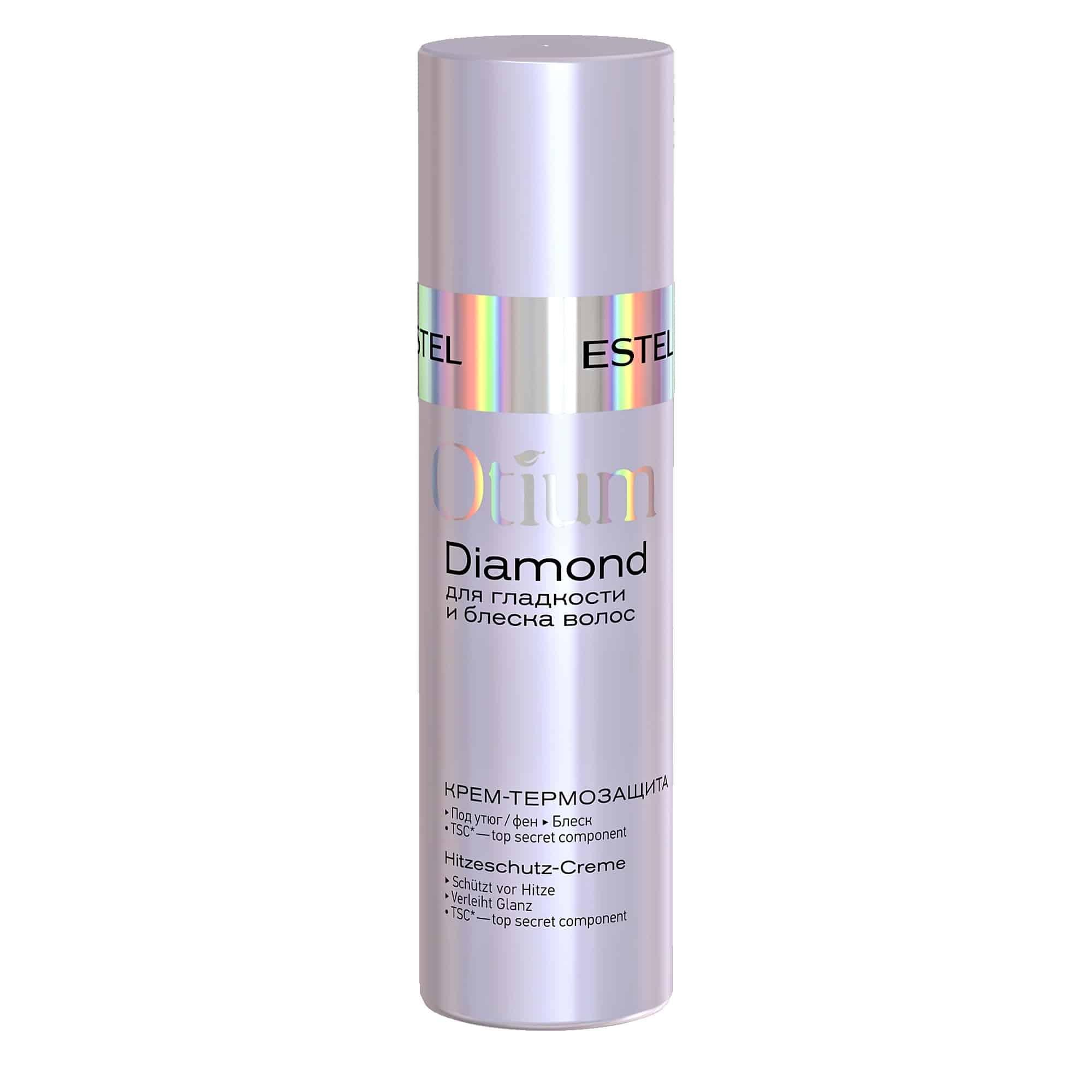 OTIUM DIAMOND Hitzeschutz-Creme