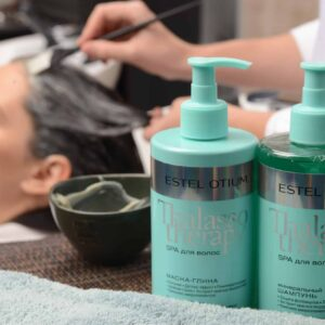 Thalasso-Therapie zur Pflege & Haarentgiftung