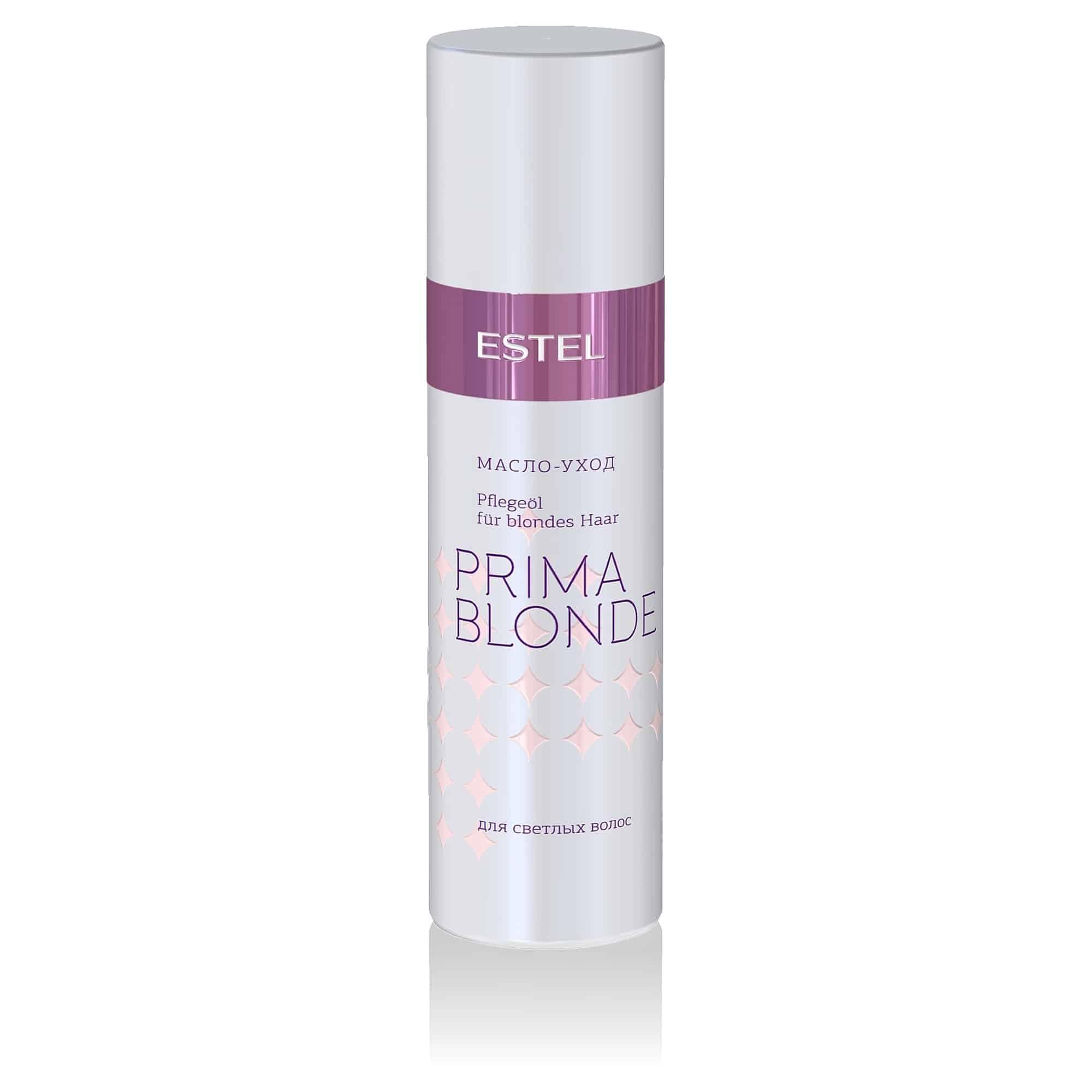 PRIMA BLONDE Pflegeöl für blondes Haar