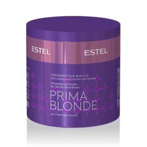 PRIMA BLONDE Silberglanz-Maske für kühle Blondtöne von ESTEL