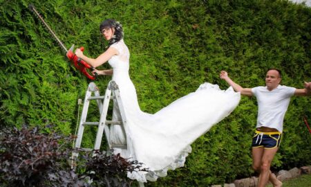 Egal-was-sie-vorhaben-mit-uns-sehen-Sie-immer-perfekt-aus-Hochzeit-mit-der-Hecke-Making-Of-Titel-450x270