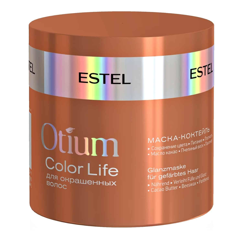 Otium Color Life Glanzmaske für gefärbtes Haar von ESTEL
