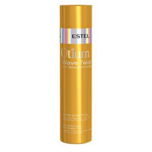 Otium Wave Twist Cremeshampoo für lockiges Haar von ESTEL
