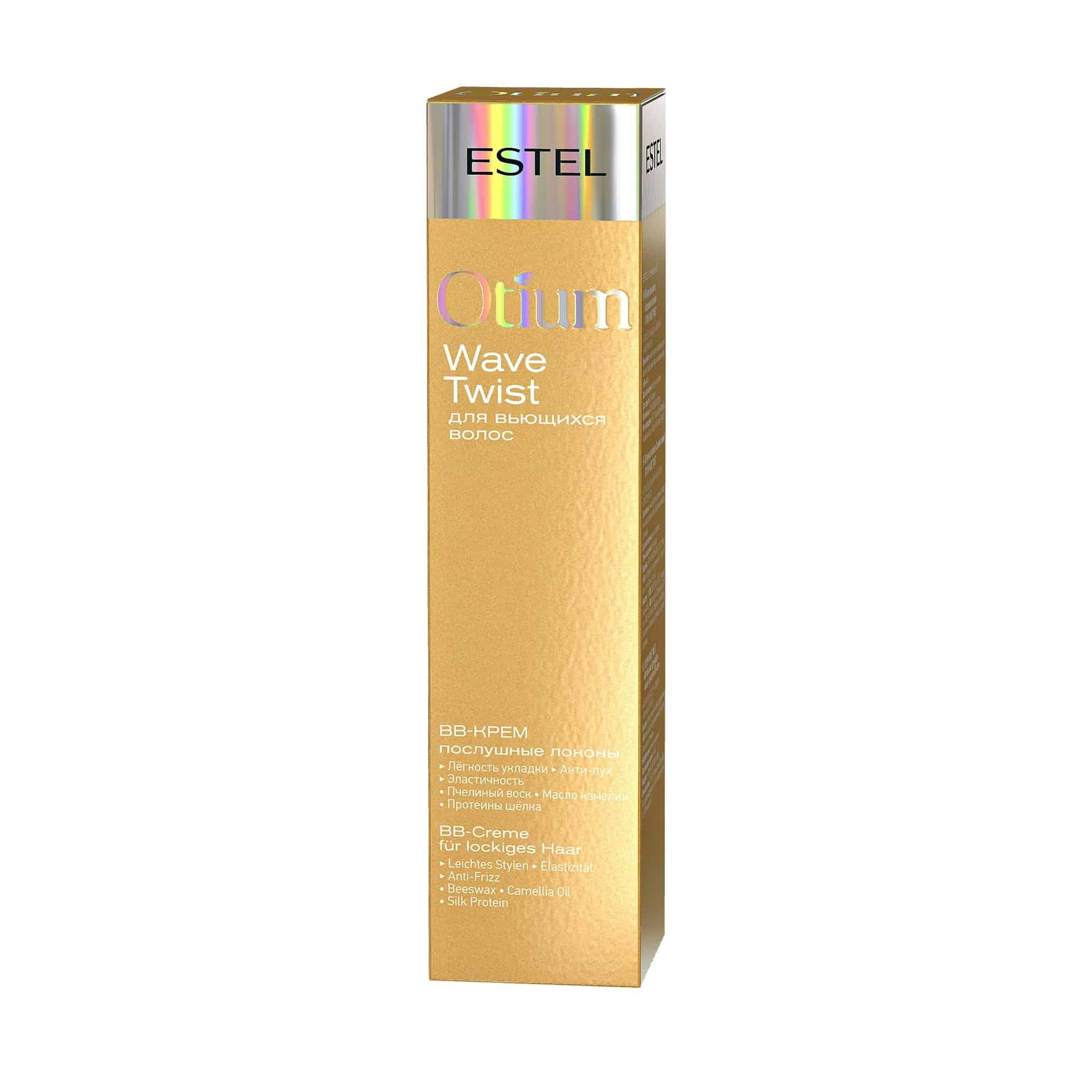 Otium Wave Twist BB-Creme für lockiges Haar von ESTEL