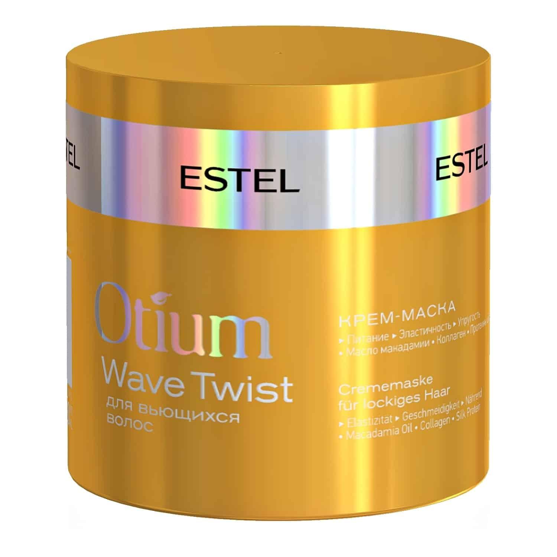 Otium Wave Twist Crememaske für lockiges Haar von ESTEL