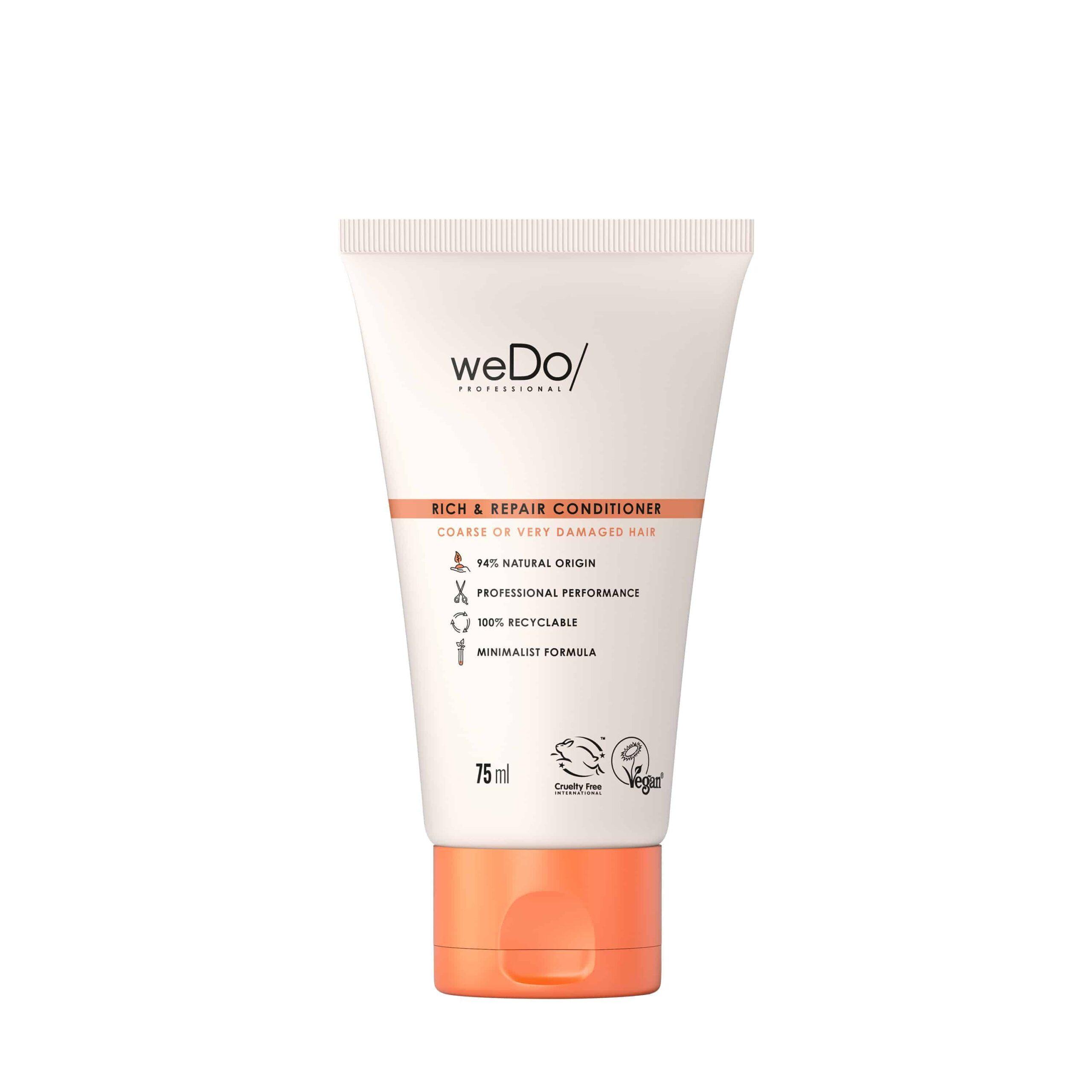Rich & Repair Conditioner - Schutz vor Haarbruch von weDo/