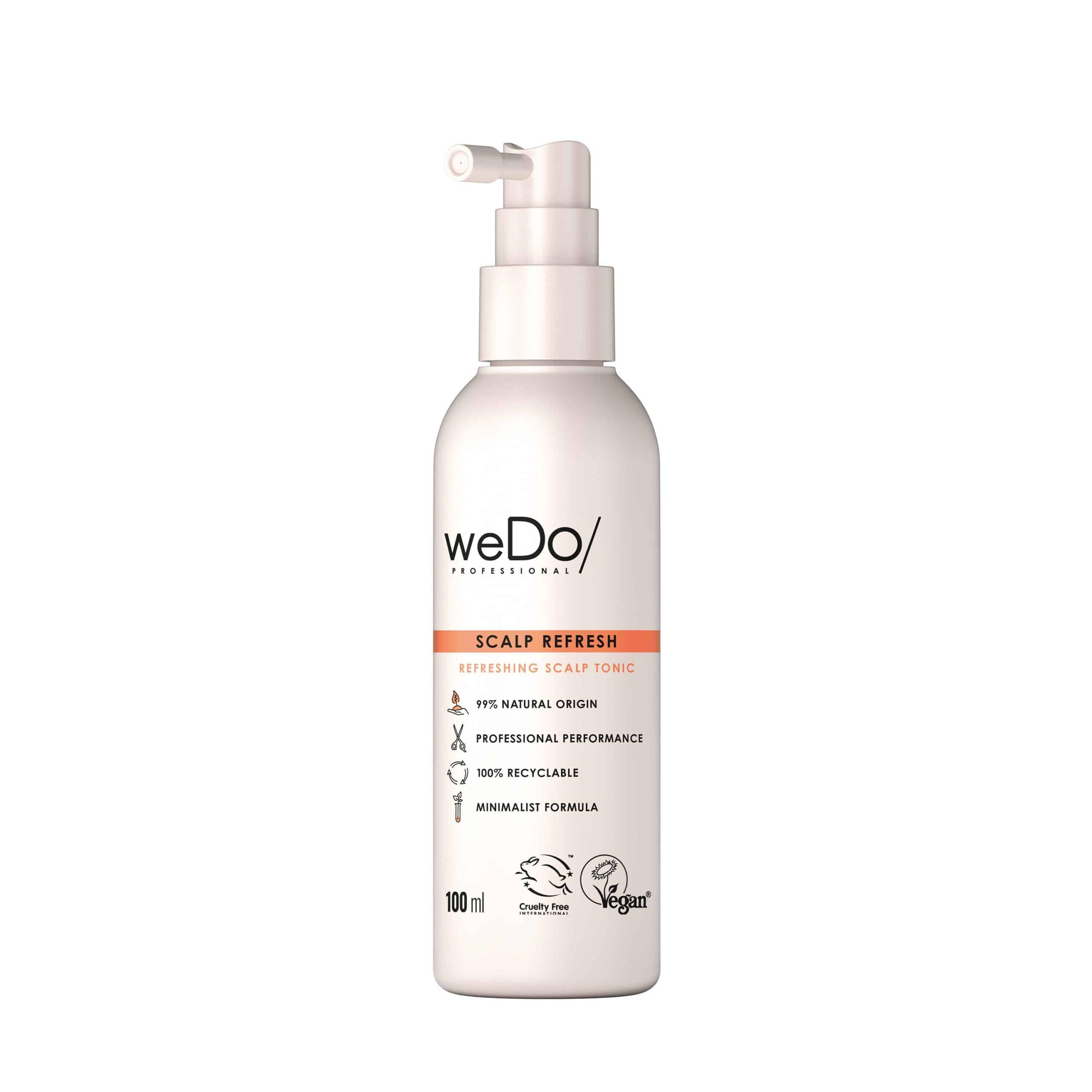 Scalp Refresh Tonic - das Extra an Feuchtigkeit und Erfrischung von weDo/