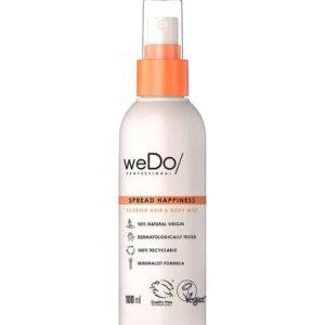 Haar- und Körperspray mit herrlichem Duft von weDo/
