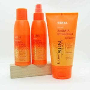 ESTEL UV-Schutz Set mit Pflegeshampoo mit UV-Filter