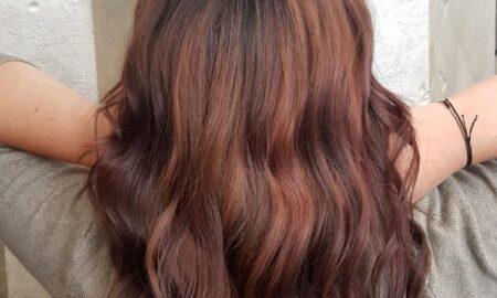 Illumina-Braun für natürliche Haarpracht