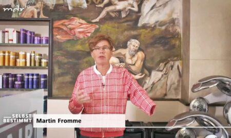 Selbstbestimmt: MDR-Fernsehteam drehte in unserem Leipziger Friseursalon