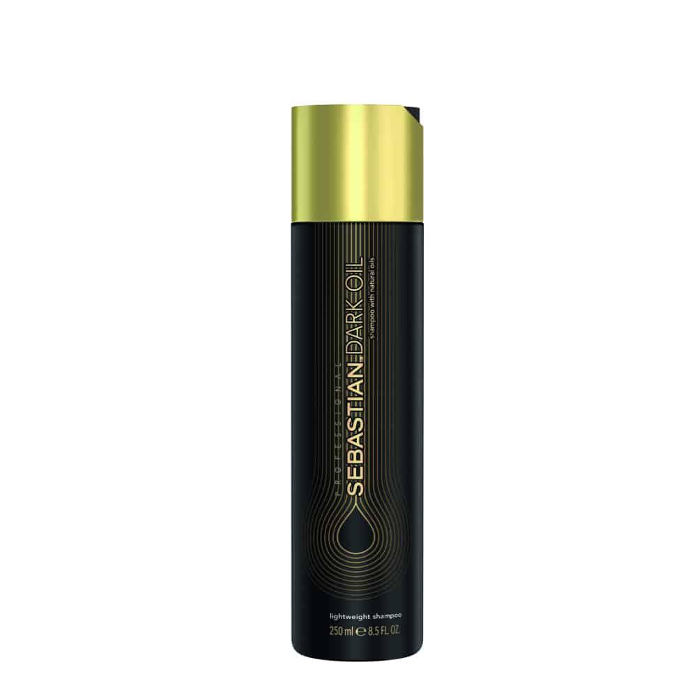 Sebastian Dark Oil Shampoo für Volumen und Glanz