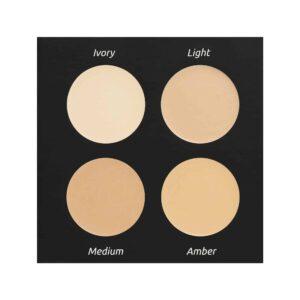BACKSTAGE Concealer-Palette Light