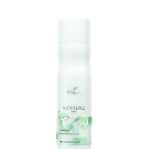Locken Shampoo WELLA Nutricurls